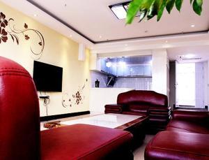 Auberges de jeunesse - Thank Inn Chain Hotel Shanxi Jinzhong Shouyang Chaoyang Road