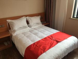 Hostales Baratos - Thank Inn Chain Hotel Jiangsu Zhangjiagang Daxin Town Pingbei Road