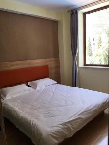 Superior Double Room Thank Inn Chain Hotel Dalian Lvshunkou Passenger Station