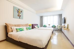 WAIFIDEN service Apartment Min Jian Fianance Branch, Appartamenti  Canton - big - 4