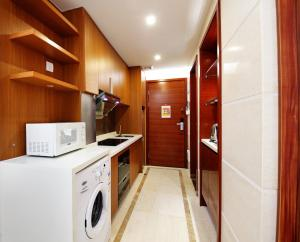 WAIFIDEN service Apartment Min Jian Fianance Branch, Appartamenti  Canton - big - 35
