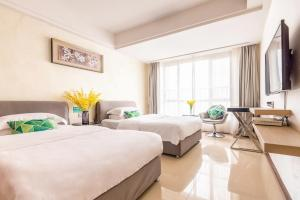 WAIFIDEN service Apartment Min Jian Fianance Branch, Appartamenti  Canton - big - 10