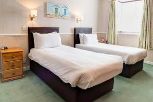 Best Western Weymouth Hotel Rembrandt, Отели  Уэймут - big - 2