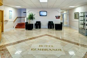 Best Western Weymouth Hotel Rembrandt, Отели  Уэймут - big - 44