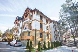 Apartment Lana & Mario, Apartments  Zlatibor - big - 1