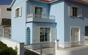 Casa Azul (Blue House), Urzelina