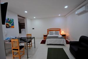 Villa Guiseppe, Appartamenti  Asunción - big - 8