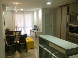 Residencial Mares do Sul, Appartamenti  Florianópolis - big - 13