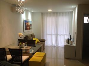 Residencial Mares do Sul, Appartamenti  Florianópolis - big - 14