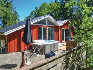 Three-Bedroom Holiday Home in Norre Nebel, Ferienhäuser  Nørre Nebel - big - 26