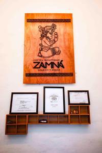 Hotel Zamna, Szállodák  Mérida - big - 52