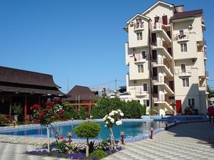 Отель Марина