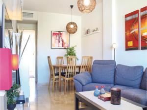 Three-Bedroom Apartment in Alfaz del Pi, Apartmanok  Alfaz del Pi - big - 18