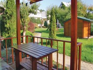 Two-Bedroom Holiday Home in Gaski, Prázdninové domy  Gąski - big - 8