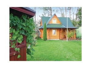 Two-Bedroom Holiday Home in Gaski, Prázdninové domy  Gąski - big - 10