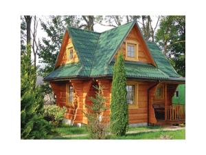 Two-Bedroom Holiday Home in Gaski, Prázdninové domy  Gąski - big - 11