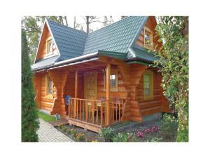 Two-Bedroom Holiday Home in Gaski, Nyaralók  Gąski - big - 1