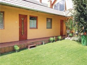 One-Bedroom Apartment in Bakonybel - Szentgál