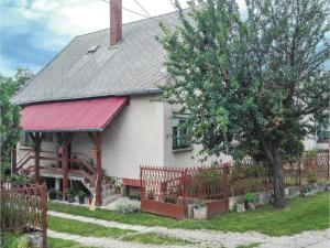 Three-Bedroom Holiday Home in Hegymagas, Dovolenkové domy  Hegymagas - big - 13