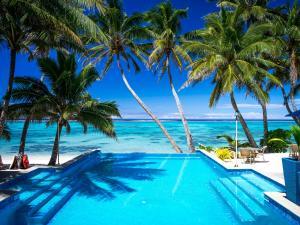 Little Polynesian Resort, Rezorty - Rarotonga