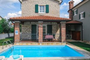 Luxury villa with a swimming pool Buici (Porec) - 13543