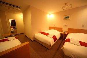 Smile Hotel Hakodate, Hotely  Hakodate - big - 24