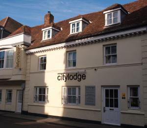 City Lodge, Отели  Солсбери - big - 55