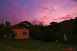 Canto da Lala Chales, Penziony  Pouso Alto - big - 57
