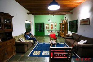 Canto da Lala Chales, Penziony  Pouso Alto - big - 64