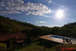 Canto da Lala Chales, Penziony  Pouso Alto - big - 56
