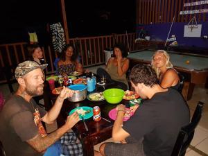 Slow Monkey Hostel, Affittacamere  Playa Santa Teresa - big - 24