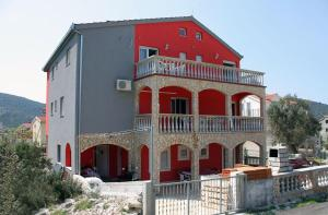 Apartment Vinisce 4886a, Апартаменты  Винисце - big - 20