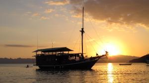 Blue Marlin Dive Komodo, Penzióny  Labuan Bajo - big - 8
