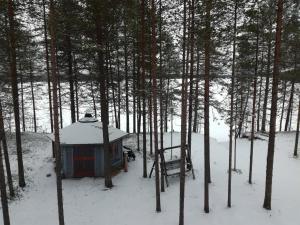 Sininen Hetki Cottage, Holiday homes  Kuusamo - big - 20