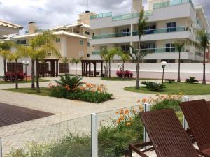 Residencial Mares do Sul, Appartamenti  Florianópolis - big - 15