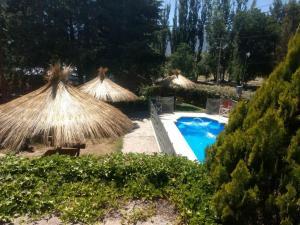 Cabañas Rio Blanco, Lodges  Potrerillos - big - 19