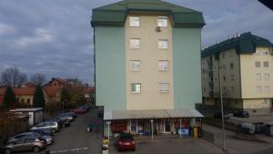 Apartman Dada, Apartmány  Bijeljina - big - 14