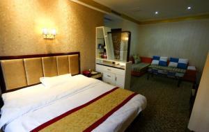 Santai Yilu Business Hotel, Отели  Santai - big - 6
