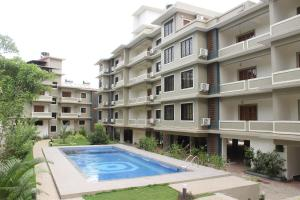 OYO 9356 Spacious 1 BHK North Goa Road