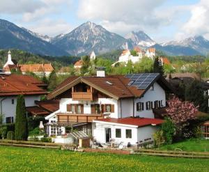 Haus Schlossblick - Apartment - Füssen