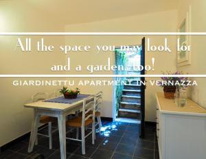 Giardinettu Garden Apartment, Apartmanok  Vernazza - big - 37