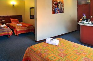 Hotel Qasana, Hotely  Calca - big - 11