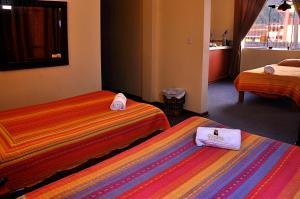 Hotel Qasana, Hotely  Calca - big - 14