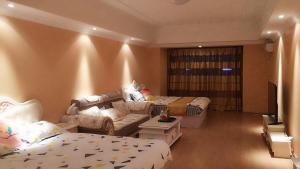 Albergues - Qiqihar Wanda Golden Coast Apartment