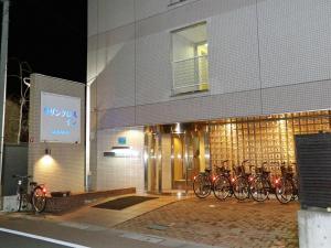 Southern Cross Inn Matsumoto, Отели эконом-класса  Мацумото - big - 25
