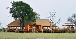 Nogatsaa Pans Lodge, Lodge  Kasane - big - 7