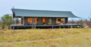 Nogatsaa Pans Lodge, Лоджи  Касане - big - 6