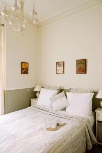 Hotel Villa Rivoli, Hotely  Nice - big - 52