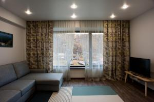 . Romantic place apartment in Baikal Hill Listvyanka