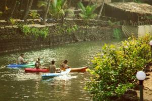 Krishna Paradise Beach Resort, Campeggi di lusso  Cola - big - 55